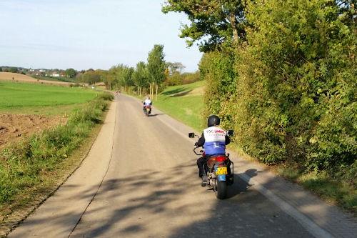 Motorrijbewijspoint Nijmegen examengarantie