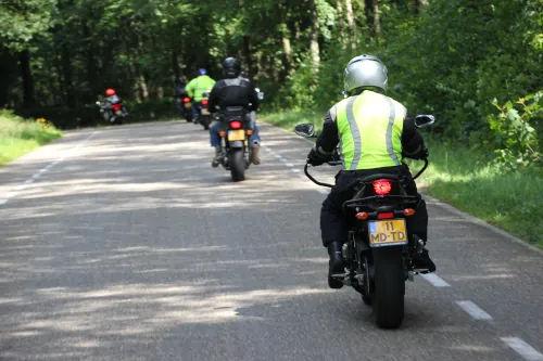 Motorrijbewijspoint Nijmegen motor lesplan