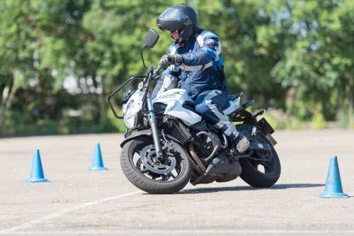 Motorrijbewijspoint Nijmegen motor rijtest