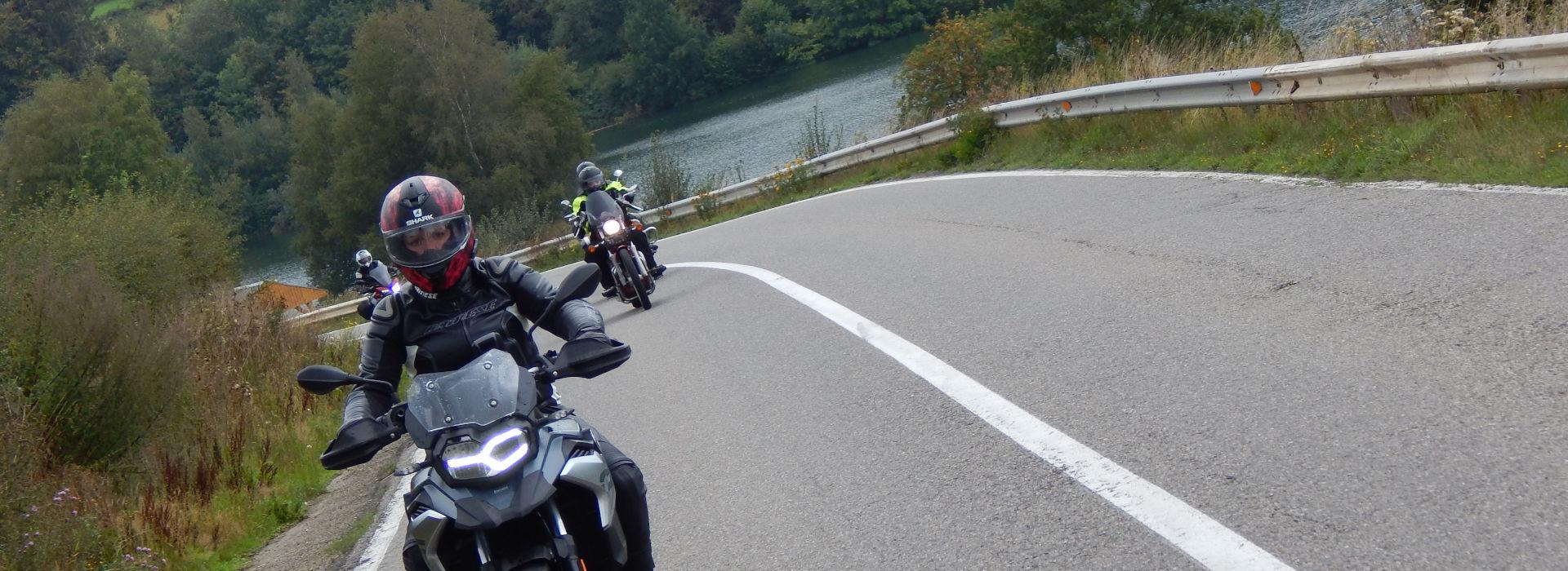Motorrijbewijspoint Nijmegen motorexamens AVB en AVD