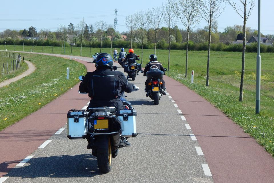 Motorrijbewijspoint Nijmegen motorrijlessen