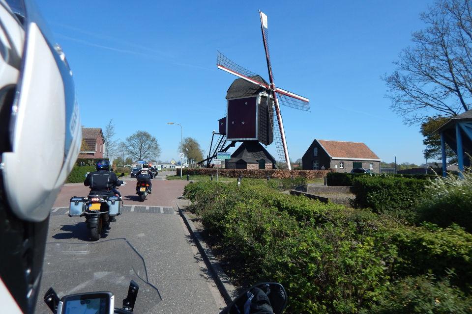 Motorrijbewijspoint Nijmegen motorrijlesplan